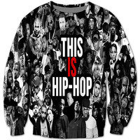 This is Hip Hop Sweatshirt Ludacris/Rihanna/wiz khalifa/Dr. dre/Snoop Doggy Dogg/tupac 2pac 3d sweatshirt hoodies outerwear tops