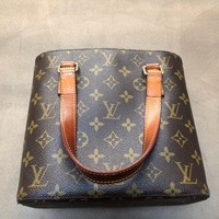 AUTHENTIC Louis Vuitton Monogram Vavin PM Hand Bag M51172