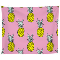 Pineapple Party Tapestry