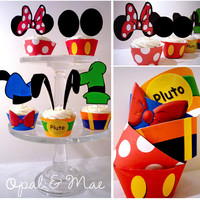 Mickey Mouse Clubhouse Friends Printable Party by OpalandMae