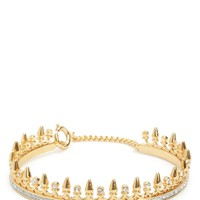 Crown Bangle by Juicy Couture