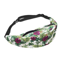 Tropical Festival Fanny Pack