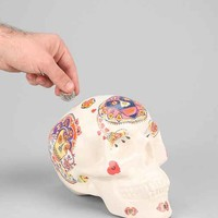 Magical Thinking Sugar Skull Bank- Multi One