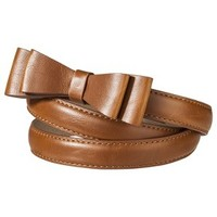 Mossimo Supply Co. Bow Belt - Tan