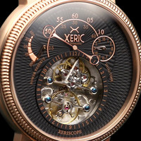 Xeric Xeriscope Rose Gold Automatic - Free Worldwide Shipping from Watchismo.com