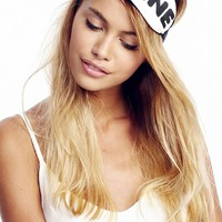 Wildfox Couture Be Mine Eye Mask in Vanilla