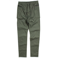 Salerno M.U. Chino Pants Olive