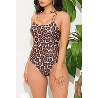 Balboa Beach One Piece Swimsuit