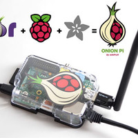 Onion Pi Pack w/Large Antenna - Make a Raspberry Pi Tor Proxy ID: 1406 - $94.95 : Adafruit Industries, Unique & fun DIY electronics and kits