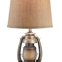 Crestview Oil Lantern Table Lamp - CIAUP530
