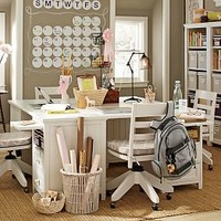 Writing Desks, Student Desks, Desk Furniture & Bedroom Desks | PBteen