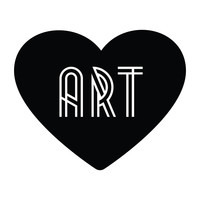 Love Art - Office Quote Wall Decals