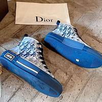 Dior Women Men Fashion Casual Sneakers Sport Shoes-8