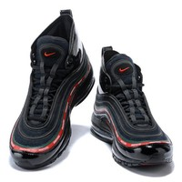 Nike Air Max 97 MID/RT black red 40-46