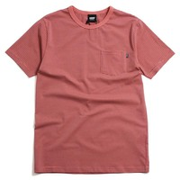 Hudson Pocket T-Shirt Mauve