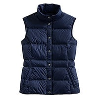 Women's Down Vest from Lands'End Business Outfitters