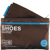 Flight 001 – Where Travel Begins.  F1 Go Clean Shoes