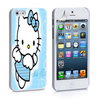 Hello Kitty Angel iPhone 4s iPhone 5 iPhone 5s iPhone 6 case, Galaxy S3 Galaxy S4 Galaxy S5 Note 3 Note 4 case, iPod 4 5 Case