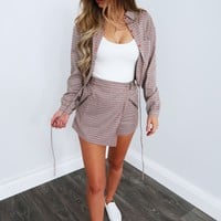 You Know Me Jacket: Multi