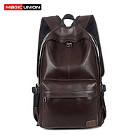 Fashion Men Leather Backpack Exquisite Craftsmanship Business Backpacks For Men Durable Man Shoulder Bags