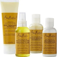 Raw Shea Hair Kit