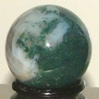 Moss Agate gemstone meaning