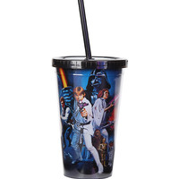 Star Wars Classic Acrylic Travel Cup