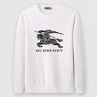Burberry Woman Men Top Sweater Pullover