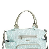 Infant Girl's JJ Cole Collections 'Caprice' Diaper Bag