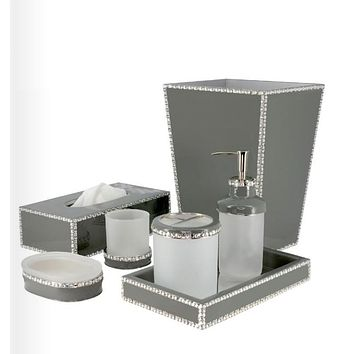 Ravello Bath Accessories by Mike + Ally