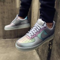 NIKE AIR FORCE 1 '07 AF1 Gradual fashion casual shoes