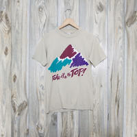 Vintage Take it to the Top Mountain T shirt