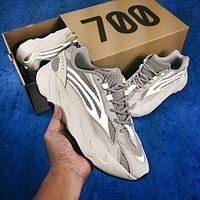 Adidas Yeezy Runner Boost 700 cheap Men's and women's adidas shoes sneakers