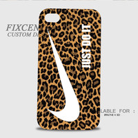 Tick Leopard Pattern 3D Image Cases for iPhone 4/4S, iPhone 5/5S, iPhone 5C, iPhone 6, iPhone 6 Plus, iPod 4, iPod 5, Samsung Galaxy (S3, S4, S5, S6) by FixCenters
