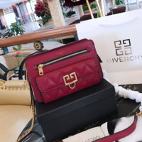 Givenchy Women Fashion Shopping Leather Multicolor Shoulder Bag Satchel Crossbody