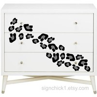 Animal Print wall decal