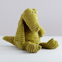 Corduroy Alligator in All Toys | The Land of Nod