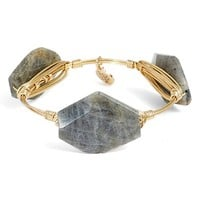 Women's Bourbon and Boweties Small Stone Bracelet