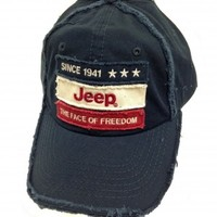 Jeep Weathered Face of Freedom Cap | Hats & Caps | Jeep Apparel | My Jeep Accessories
