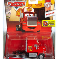 Disney  Pixar Cars Oversized Car Mack Semi Truck
