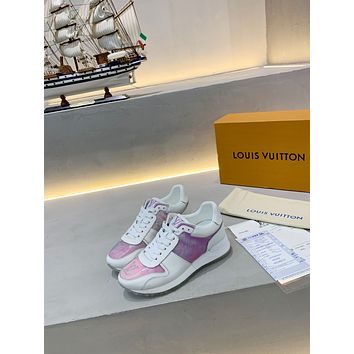 lv louis vuitton womens mens 2020 new fashion casual shoes sneaker sport running shoes 21
