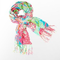 Murfee Scarf - Lets Cha Cha - Lilly Pulitzer
