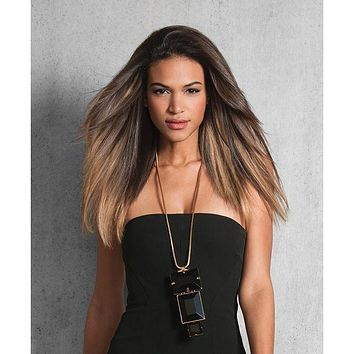 Clip in Human Hair Highlight Extension 18'' BY hairdo