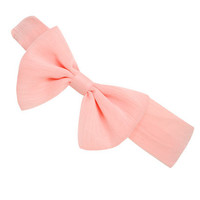 Chiffon Bow Headwrap | Shop Accessories at Wet Seal