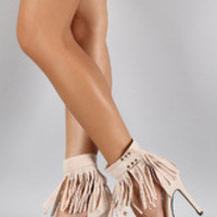 Women's Festival Ready Open Toe Heel