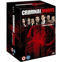 Criminal Minds: Complete Seasons 1 - 7 Box Set (41 Discs)