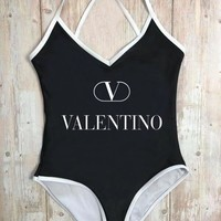 Valentino One-Piece Swimsuit