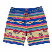 Toes on the Nose Serape Boardshort Multi Color