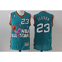 1996 All Stars 23 Jordan Swingman Jersey