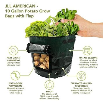 Potato Grow Bag Planter